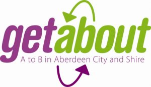 Getabout logo
