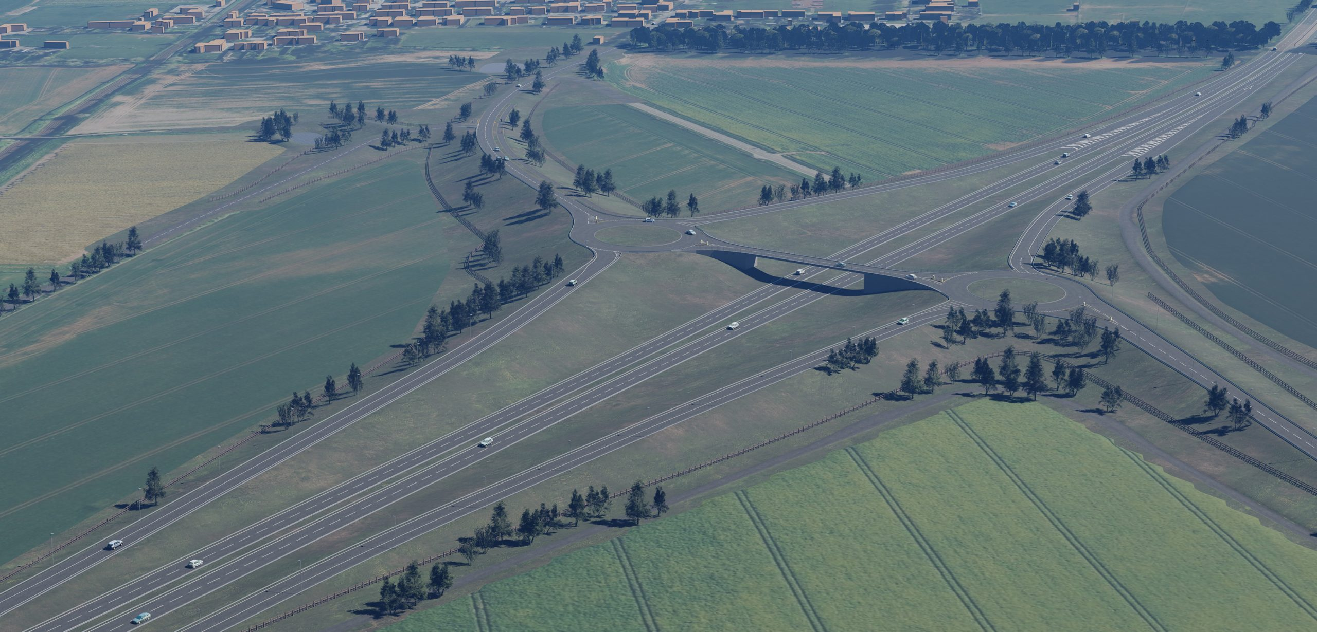 Laurencekirk Junction Improvement Visualisation